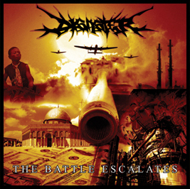 "DISASTER - ""The battle escalates"""