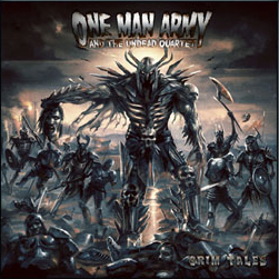 "ONE MAN ARMY - ""Grim tales"""