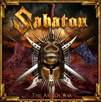 "SABATON - ""The art of war"""